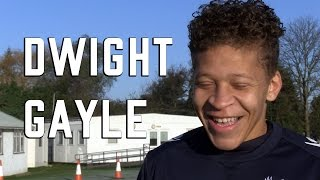 Dwight Gayle Pre-Aston Villa Interview