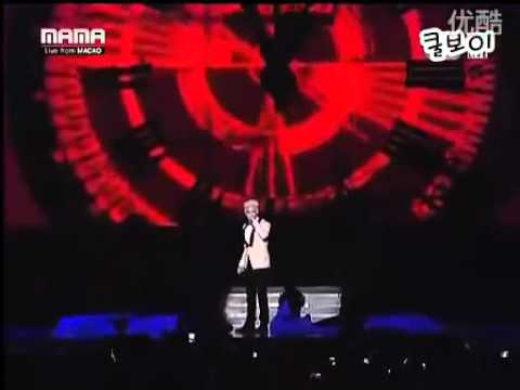BIGBANG TOP-Turn it up live
