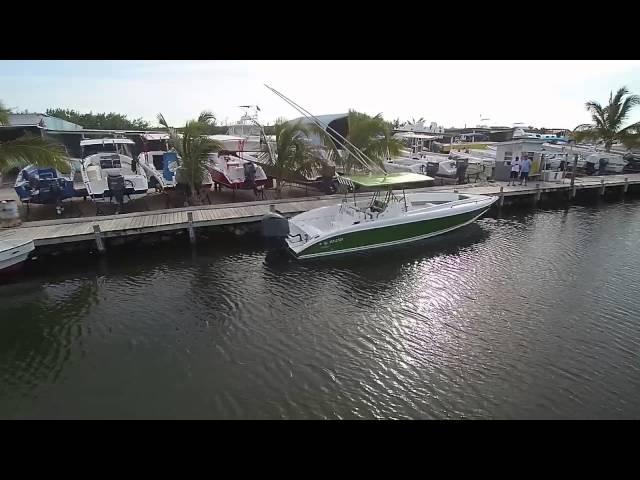 Captain Sharks 34 Dorado Boat