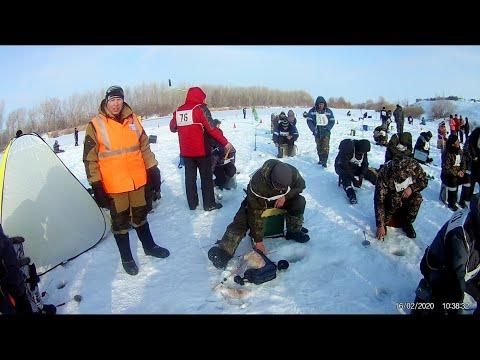 Рыболовный турнир! с. Ильинка Кувандыкский район.