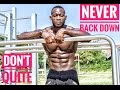 WEIGHTS & CALISTHENICS WORKOUT FOR MASSIVE BACK & BICEPS