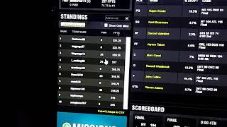 IS DRAFT KINGS CHEATING?  CHECK THIS OUT !!