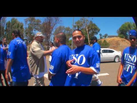 USO . United Samoan Organization - San Diego Rap Legends in 2010