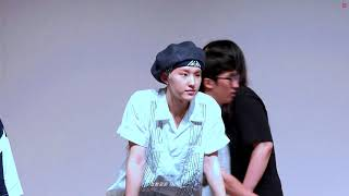 """180722 동자아트홀 팬사인회 """"침대 사이즈 이야기..."""" 세븐틴 SEVENTEEN 직캠"""