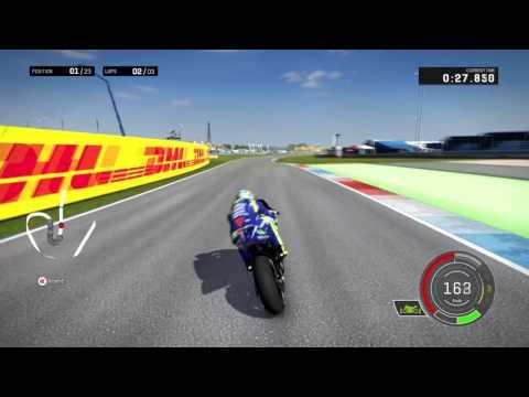 Valentino Rossi Win Assen, Dutch TT Full Race | MotoGP 17