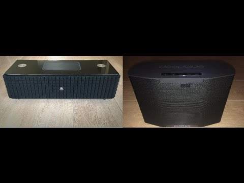 JBL Authentics L8 vs PEACHTREE AUDIO Deepblue 2