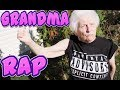 Grandma Rap Song Again - Grandma Released A Rap Album - Funny Grandma