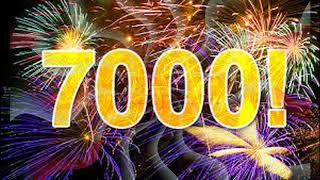 УРА!! 7000 подписчиков!!! Спасибо что Вы с нами!!!