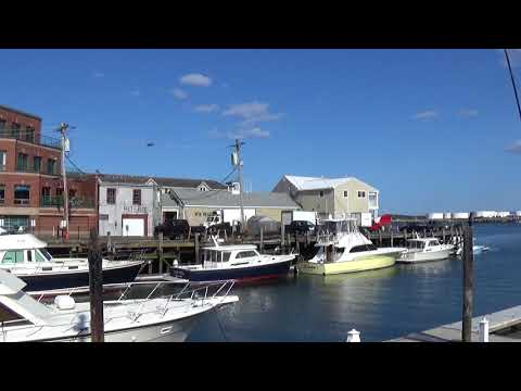 Maine Family Trip 2017 | Portland Harbor