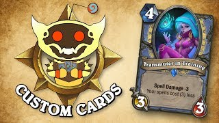 TOP CUSTOM CARDS OF THE WEEK #39 | Card Review | Hearthstone