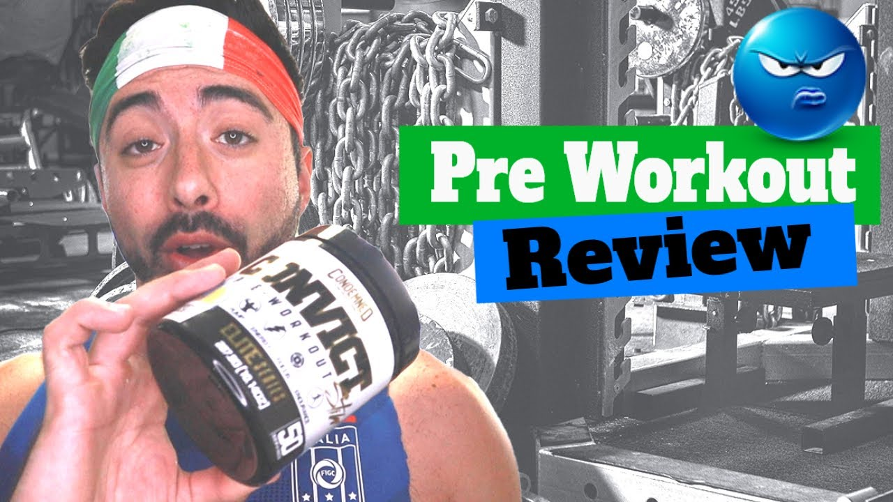 Pre Workout Supplement Drink Review: [Condemned Convict] - MP Fitness
