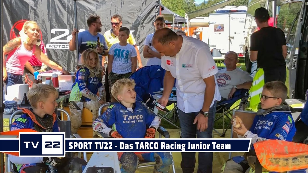 MOTOR TV22: Das TARCO Racing Junior Motocross Team