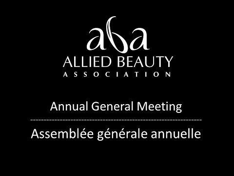 ABA Annual General Meeting Live Feed