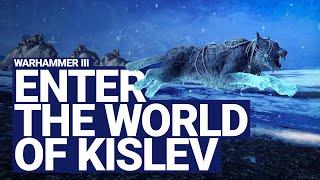 Enter The World Of Kislev | Total War: WARHAMMER III