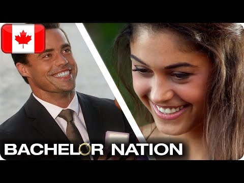 Tim Proposes To April 💍 | The Bachelor CA