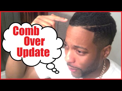products and combover haircut update youtube