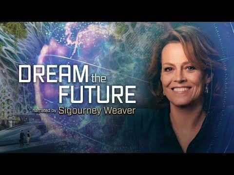 Dream The Future: Sigourney Looks Forward to the Future