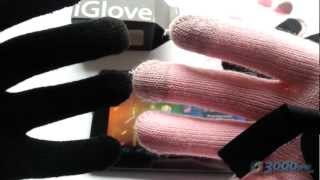 3000rpm iGloves Touch Screen Devices Smart Phone Texting Gloves