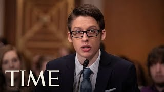 Ethan Lindenberger On Calling For End To Vaccination Misinformation | Next Generation Leaders | TIME