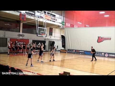 Kirby Schepp - Teaching 1on1 & 2on2 Progressions - Basketball Manitoba Super Coaches Clinic