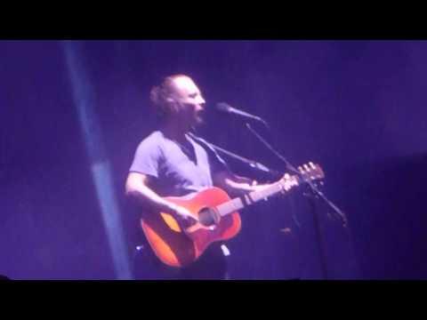 Radiohead Karma Police Live I Days Festival Monza 16-6-2017
