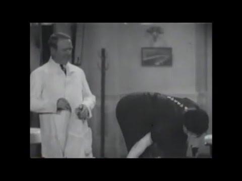W.C.  FIELDS - THE DENTIST  - 1932