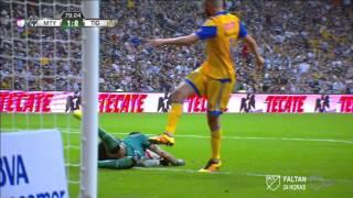 Jonathan Orozco/Spider-Man/Goalkeeping crack
