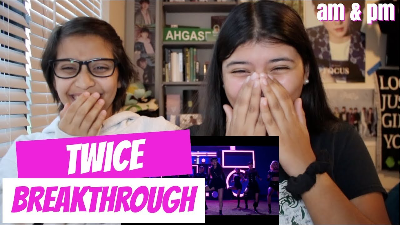 TWICE 'BREAKTHROUGH' MV REACTION!!! [Sub. en Español]