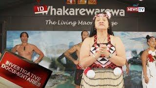 Investigative Documentaries: Seremonya ng mga Maori sa Whakarewarewa Village, tunghayan