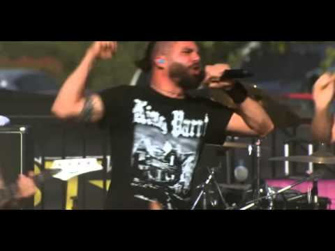 [KNOTFEST] Killswitch Engage - Beyond The Flames HD