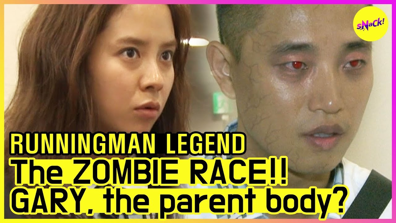 Download [RUNNINGMAN THE LEGEND] [EP 98] | GARY is the ZOMBIE!? The ZOMBIE RACE 😨 (Eng Sub)