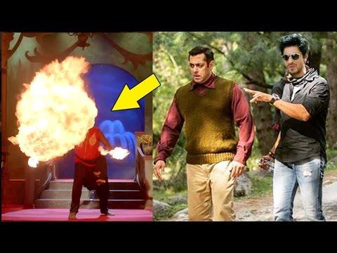 Did You Spot Shahrukh Khan In Salman...