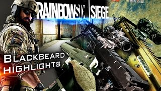 Rainbow Six Siege: BLACKBEARD Highlights -