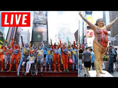 LIVE CAMERA 24/7 - Times Square in Midtown Manhattan, New York City Live USA | Subscribe now!