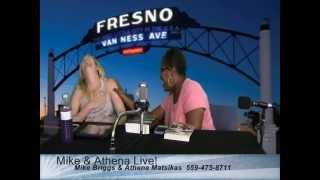 "Regana McKinney-McGee, Author of ""Introspection"" I & II on Mike & Athena Live! Pt. 1"