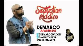 Demarco - Apartment - Seduction Riddim - June 2013