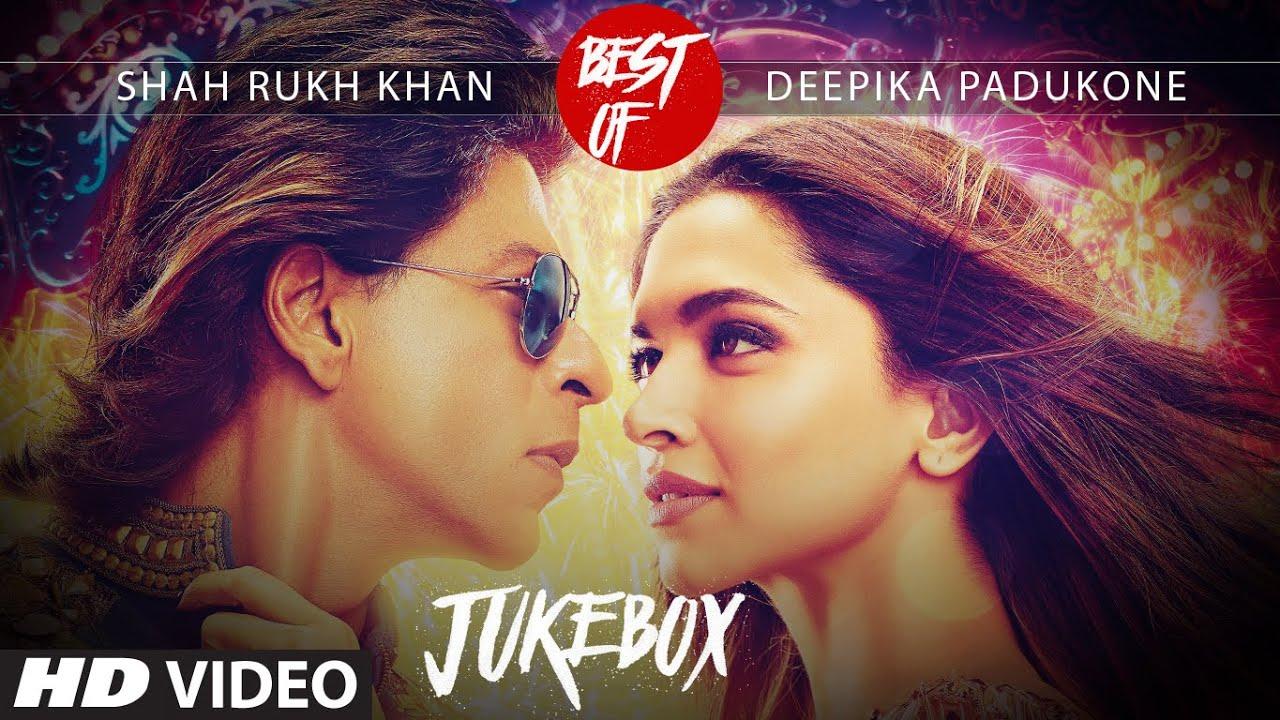 Download Best Of Shah Rukh Khan & Deepika Padukone Video Songs Collection (2015) |T-Series