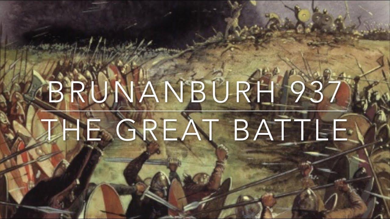 Brunanburh - The Great Battle 937 AD - YouTube