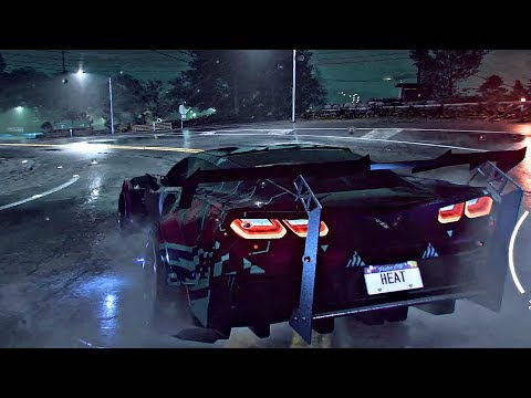 Need For Speed HEAT - Final Drift Race & Unlocking NFS Underground 2 Nissan 350Z