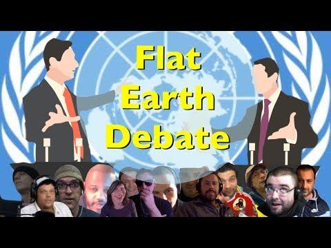 Best Of Flat Earth Debate Balloon Satellites & Fake Space thumbnail