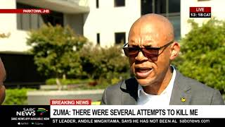 State Capture Inquiry | ANC reacts to spy claims