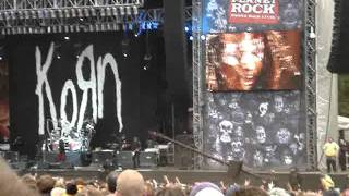 Korn -Get Up at Download Festival 2011