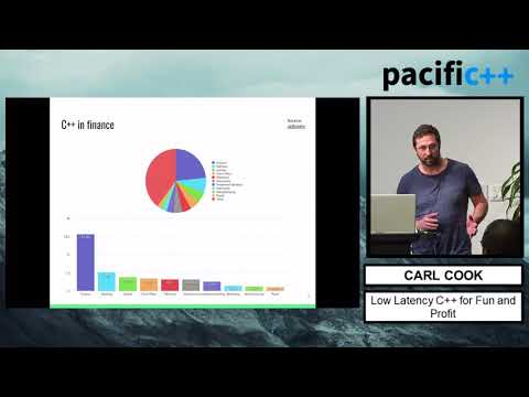 "Pacific++ 2017: Carl Cook ""Low Latency C++ for Fun and Profit"""