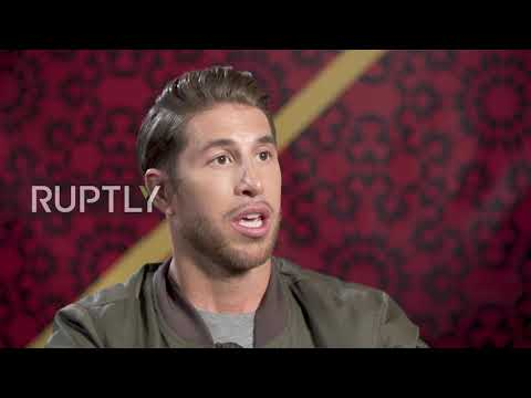 Spain: Sergio Ramos says Russia's motivation 'will shine through' at WC