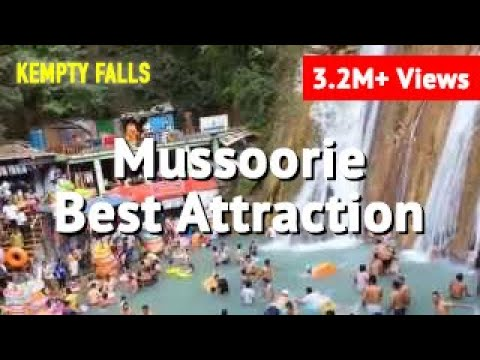 Kempty Fall, Mussoorie, India