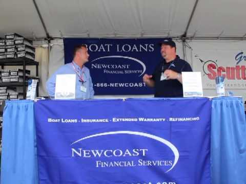 2013 Chicago In-Water Boat Show - Newcoast Financial Services