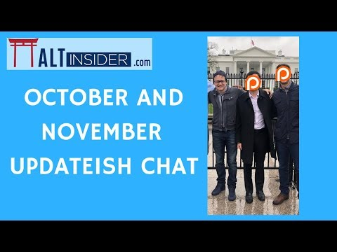 Oct. + Nov. Updateish Chat - Trip To America Reflection + JET SOP Trends