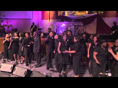 Broken  Shekinah Glory Ministry ft Kim Stratton