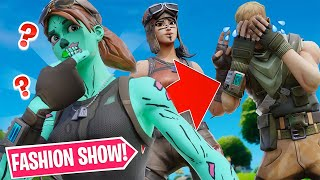 *MOST DRIP* Fortnite Fashion Show! FIRE Skin Competition! Best DRIP & COMBO WINS!