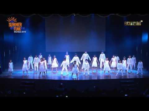 Neerja Theme - Shiamak Summer Funk 2016 - Mumbai - Zone 1